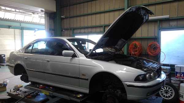 NeoTune BMW 525i